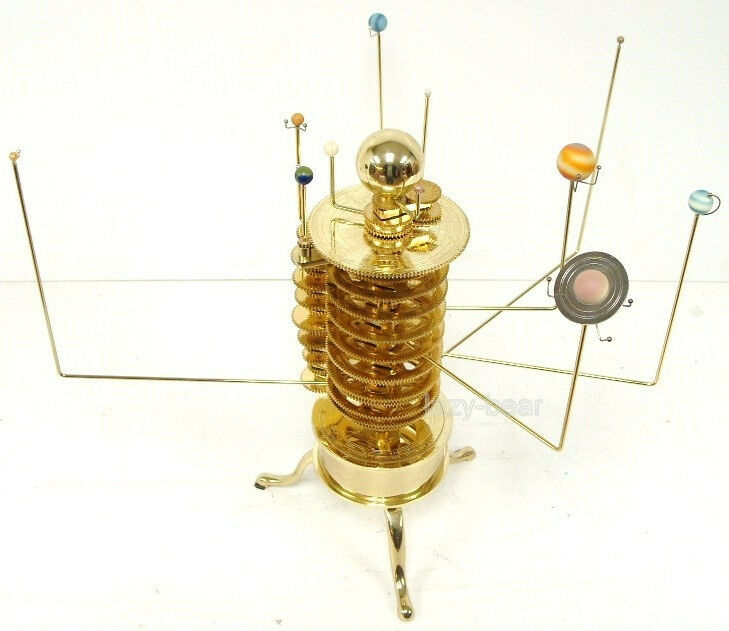solar system orrery - photo #20