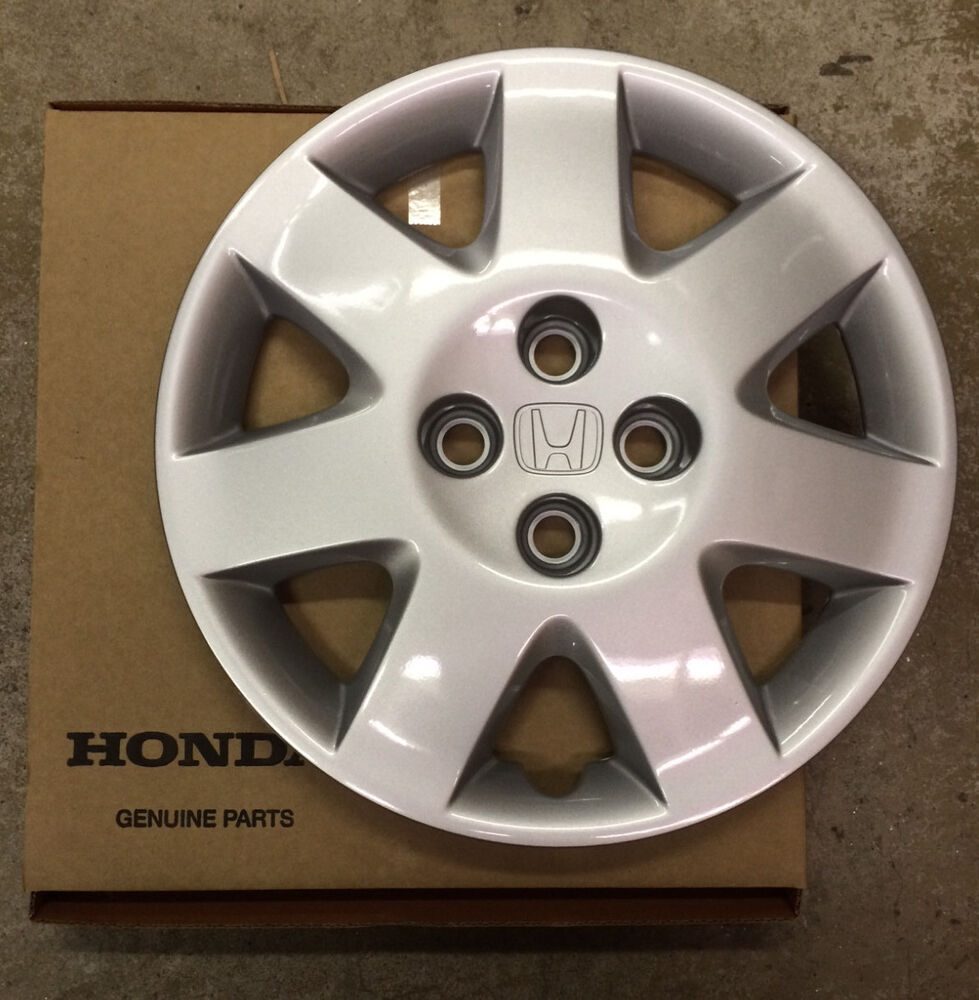 Genuine OEM Honda Civic 15 Inch Steel Wheel Cover 2001 - 2002 | eBay