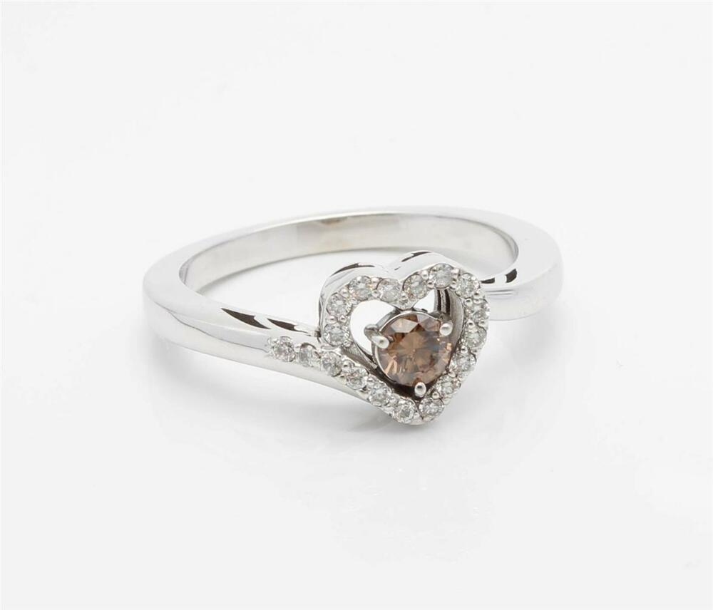 Images Of Chocolate Diamond Engagement Rings