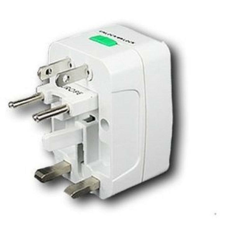 Electric Power Converter : All in one travel power plug adaptor converters for us uk