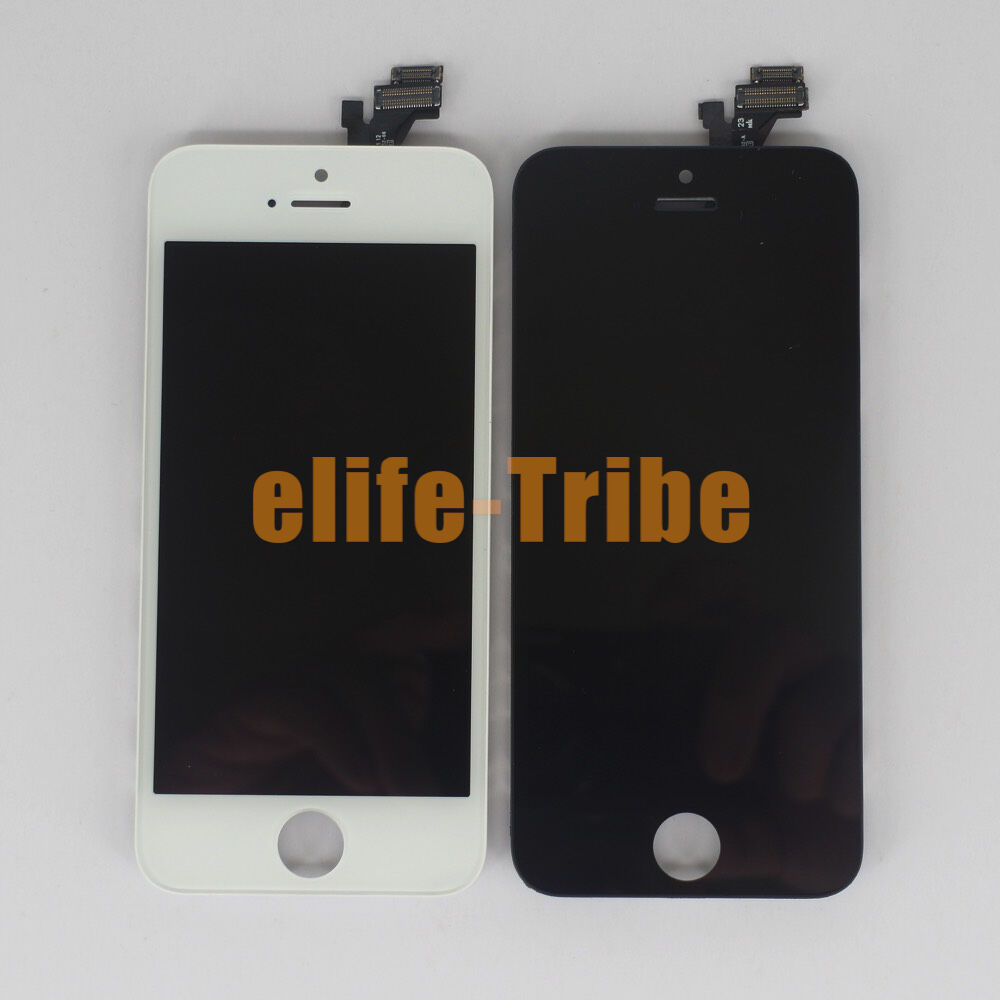 how to change iphone 5 touch screen