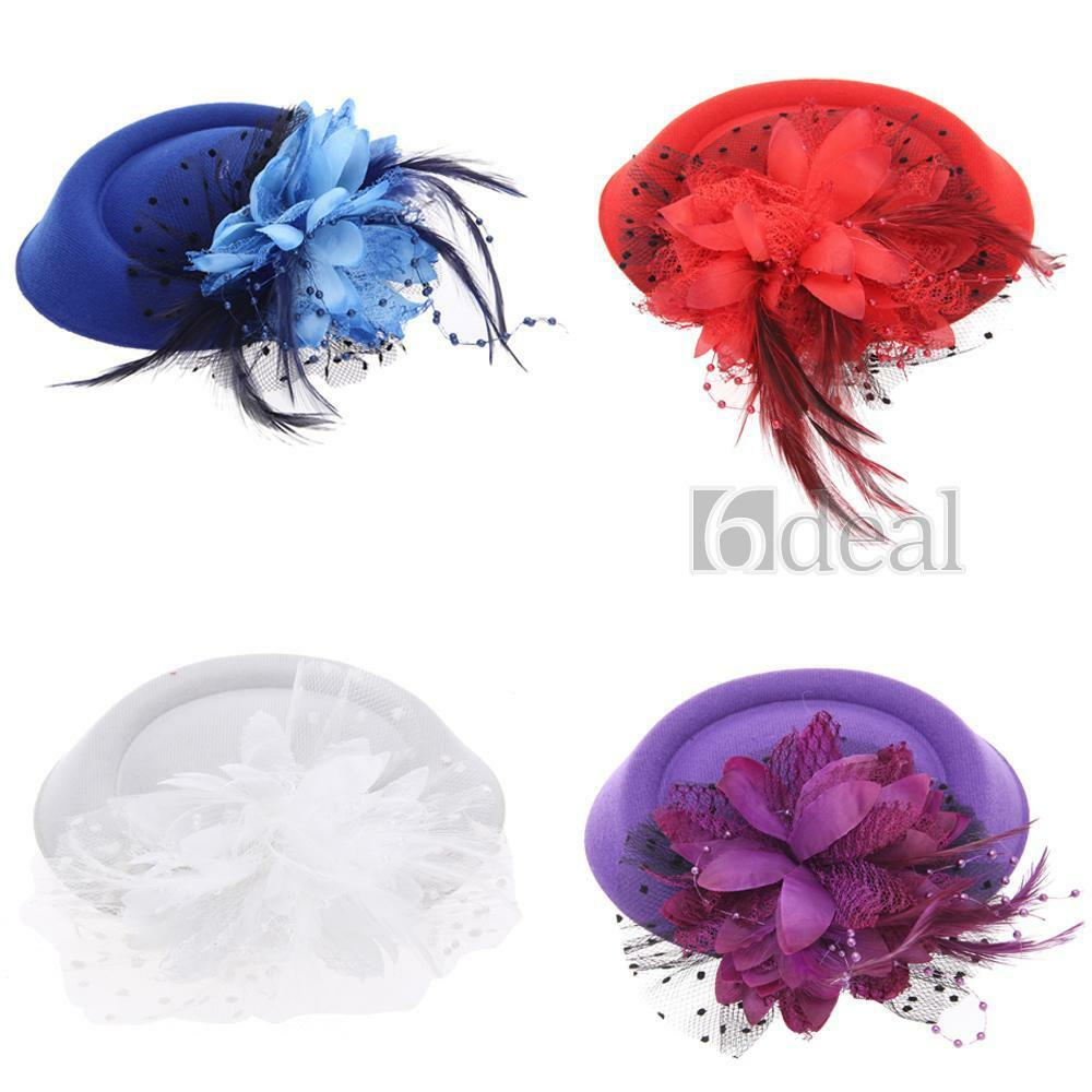 how to make cloth flowers for hair clips
