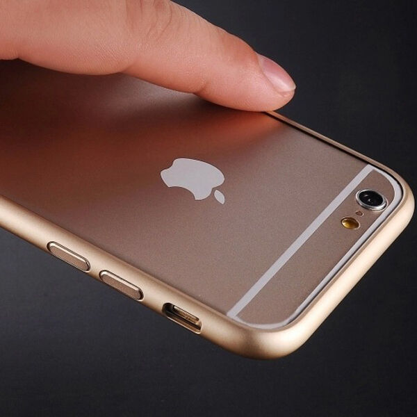 iphone bumper case luxury aluminum alloy bumper frame cover for apple 11665