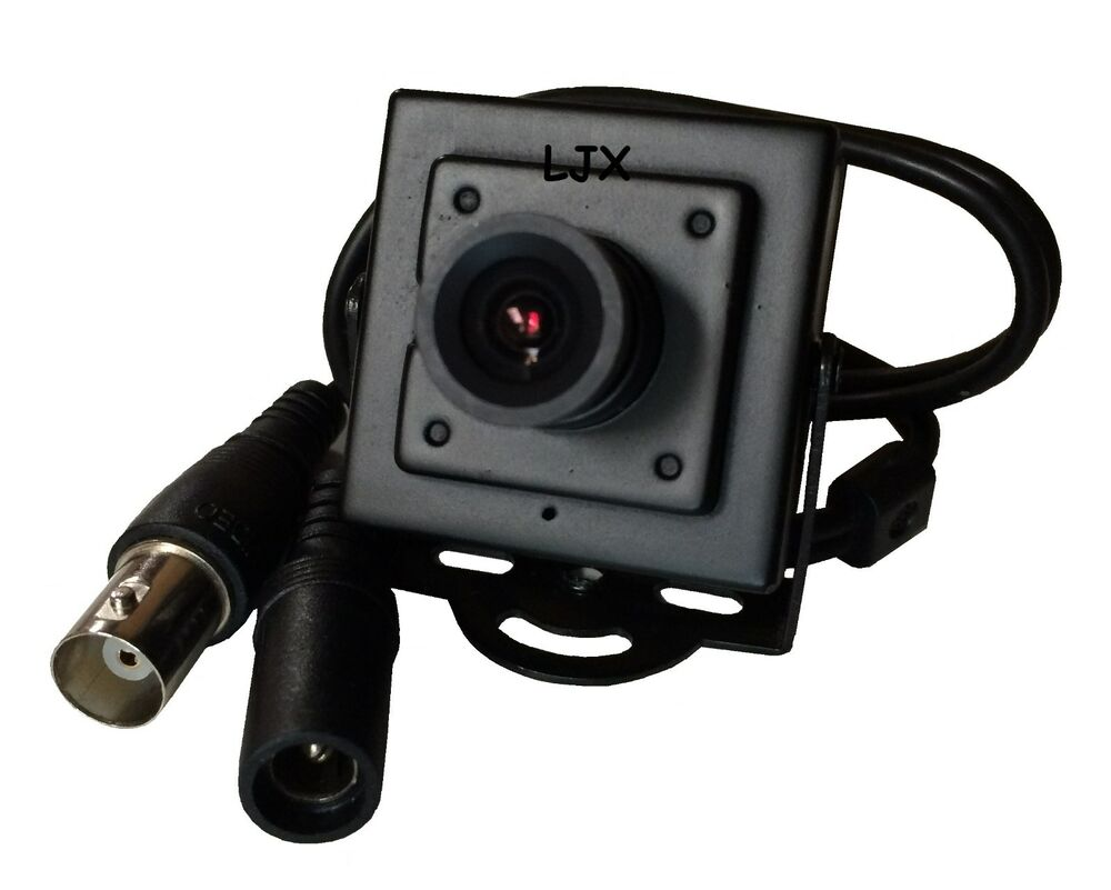High-Resolution Mini Pinhole CCD Security Camera Indoor ...