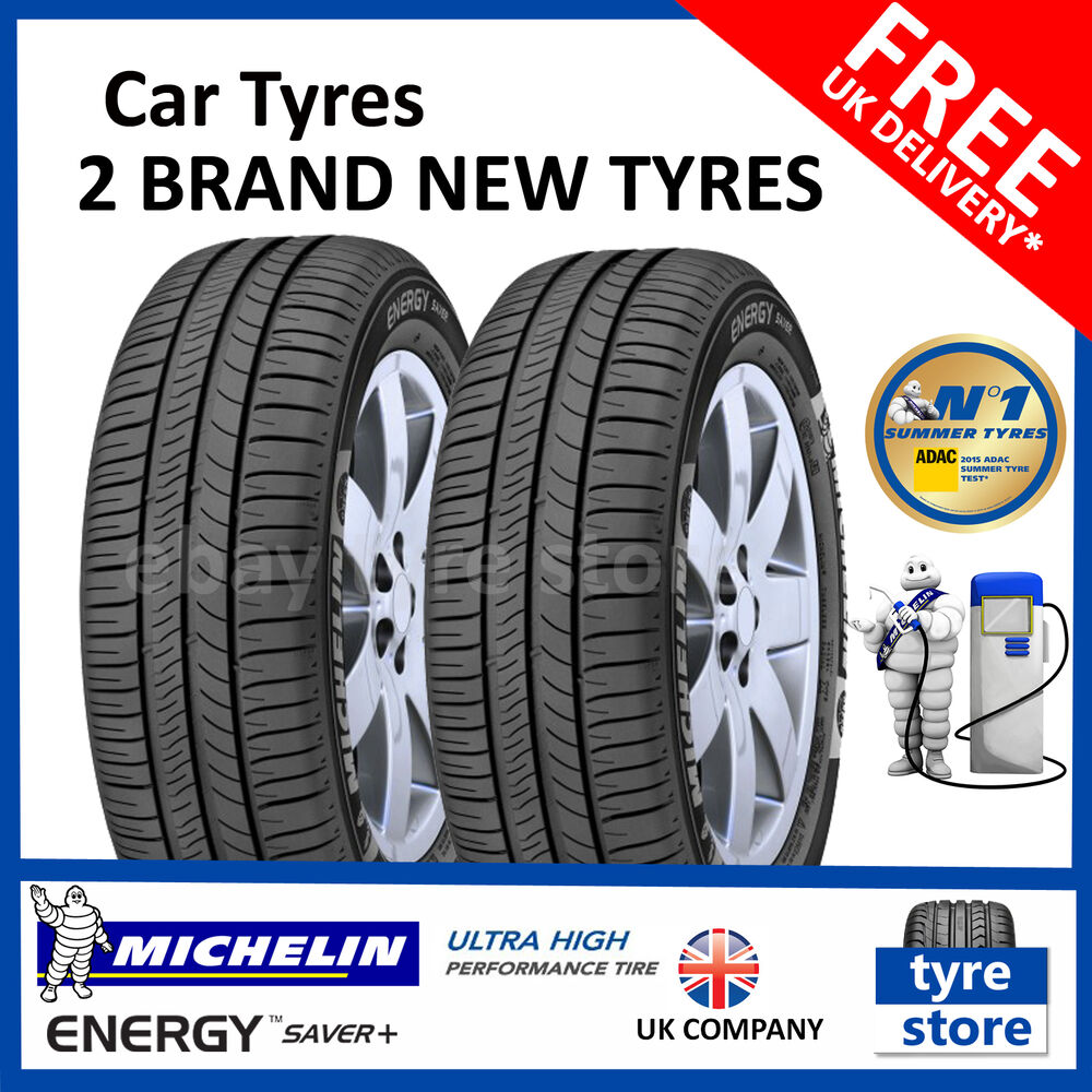 2x new 175 65 14 michelin energy saver 82t 175 65r14 1756514 2 tyres ebay. Black Bedroom Furniture Sets. Home Design Ideas