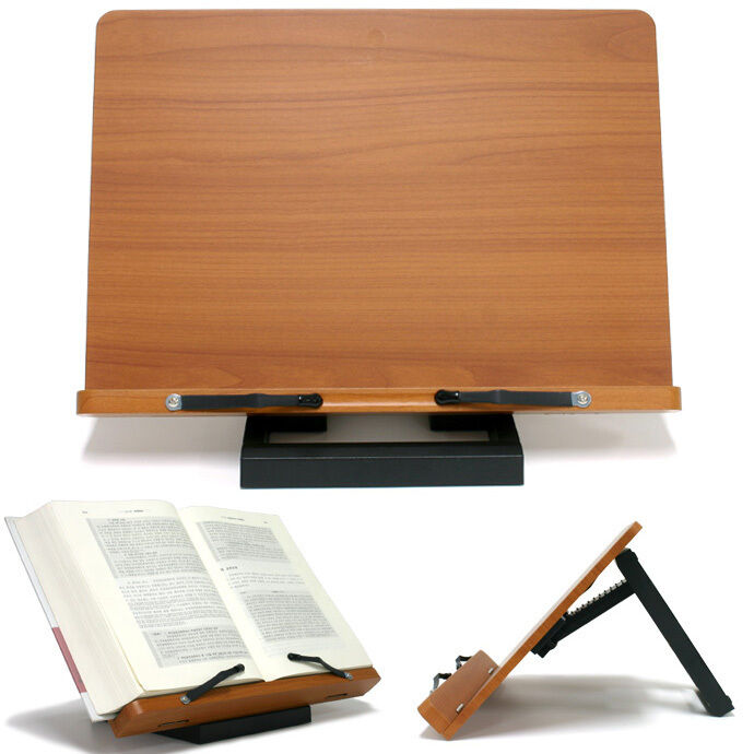Best Book Stand Portable Wooden Reading Desk Recipe