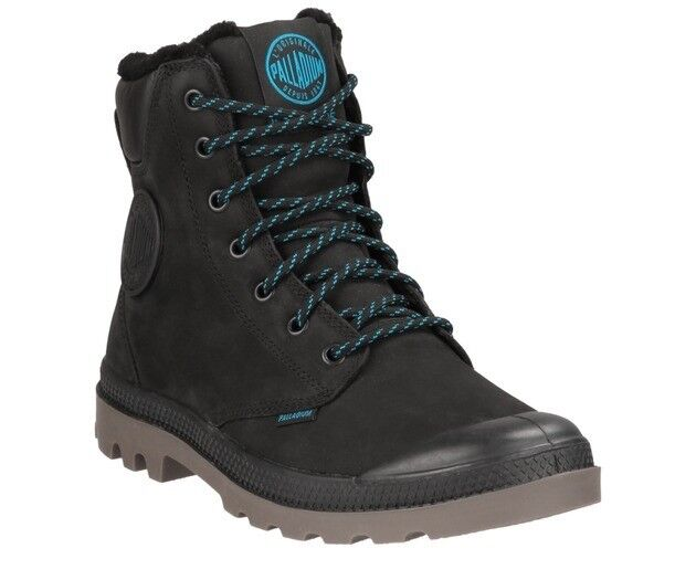 mens palladium boots waterproof wool lined pa sport