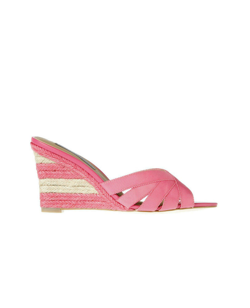 brand new sydney wedge sandals color pink ebay