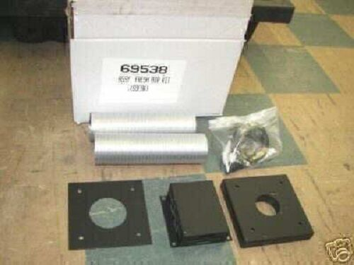 Fresh air kit for corn wood pellet stove furnace ebay
