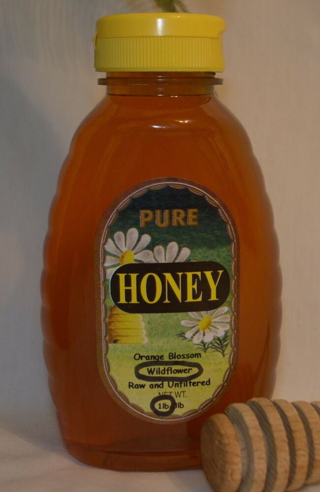 Natural honey flavor