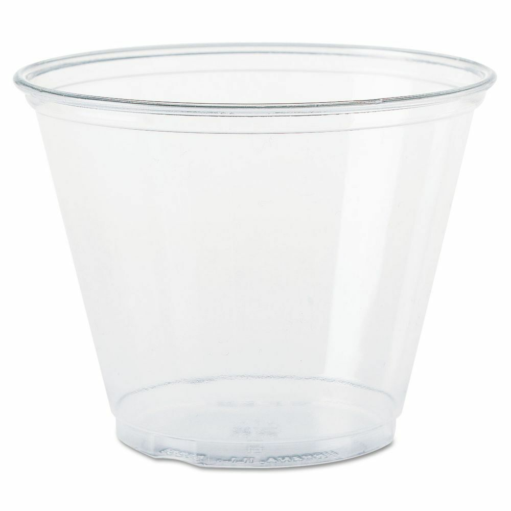 Top Clear Plastic Cup : Solo ultra clear oz plastic cups dcctp r ebay