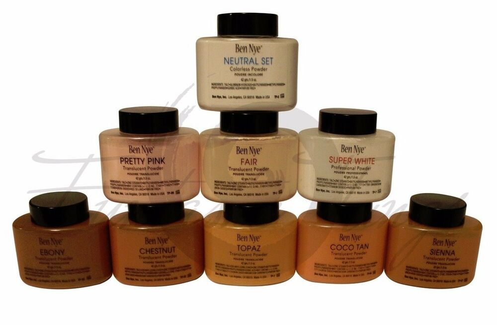 BEN NYE TRANSLUCENT FACE POWDER AVAILABLE IN ALL COLORS 1 ...