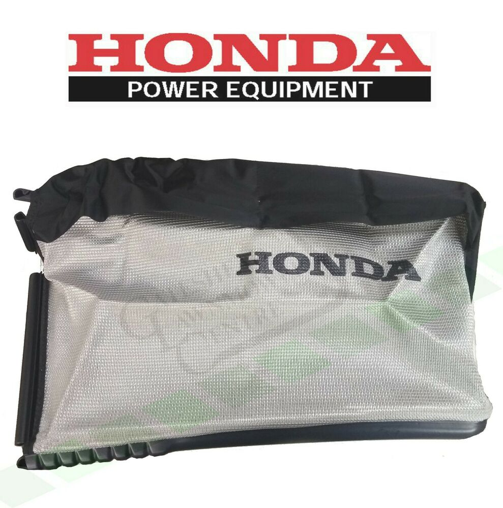 honda hrb475 k3 hrb476 c1 grass bag fabric ebay. Black Bedroom Furniture Sets. Home Design Ideas
