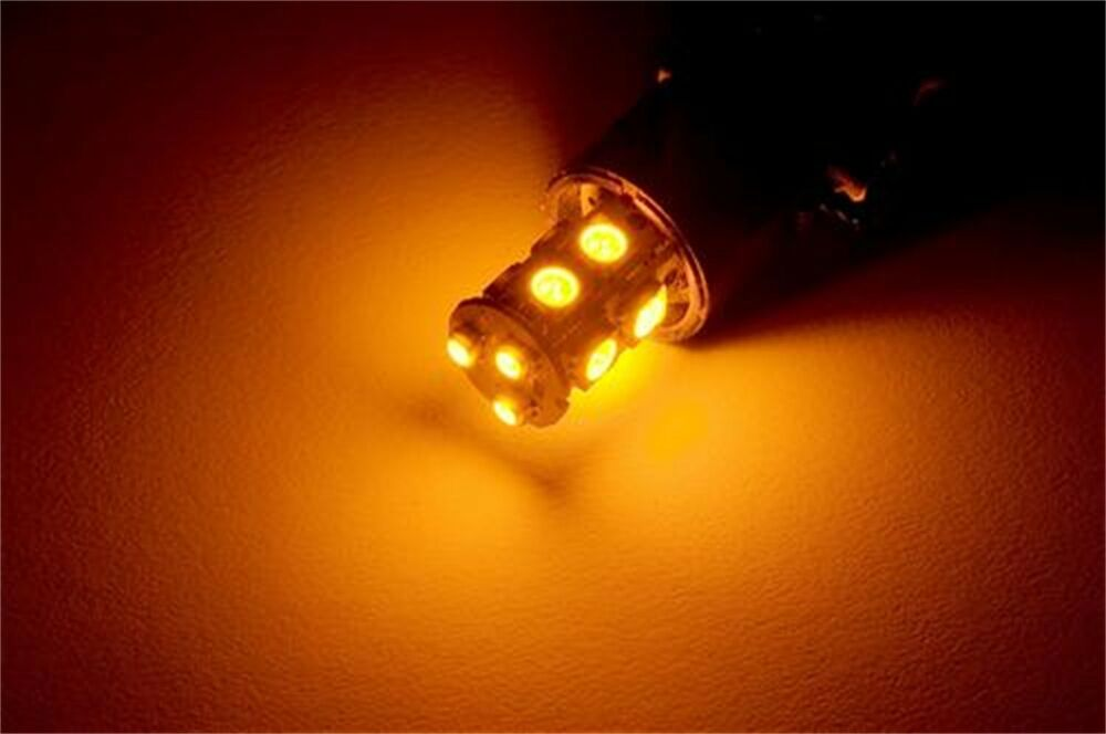 Putco Lighting 234157a Nova Led Replacement Bulb Amber