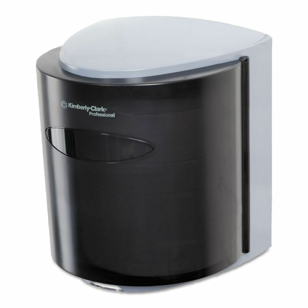 kimberly clark center pull paper towel dispenser kcc09989 ebay. Black Bedroom Furniture Sets. Home Design Ideas