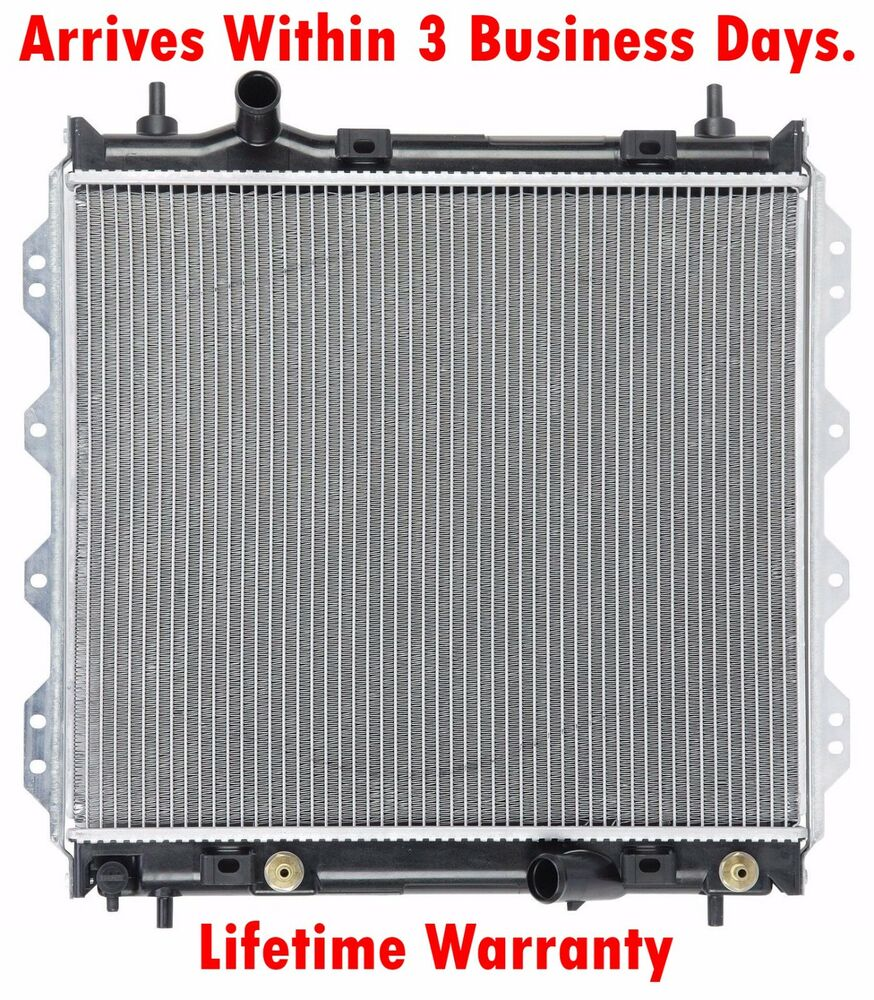 new radiator for chrysler pt cruiser 01 10 2 4 l4 lifetime warranty 1. Cars Review. Best American Auto & Cars Review