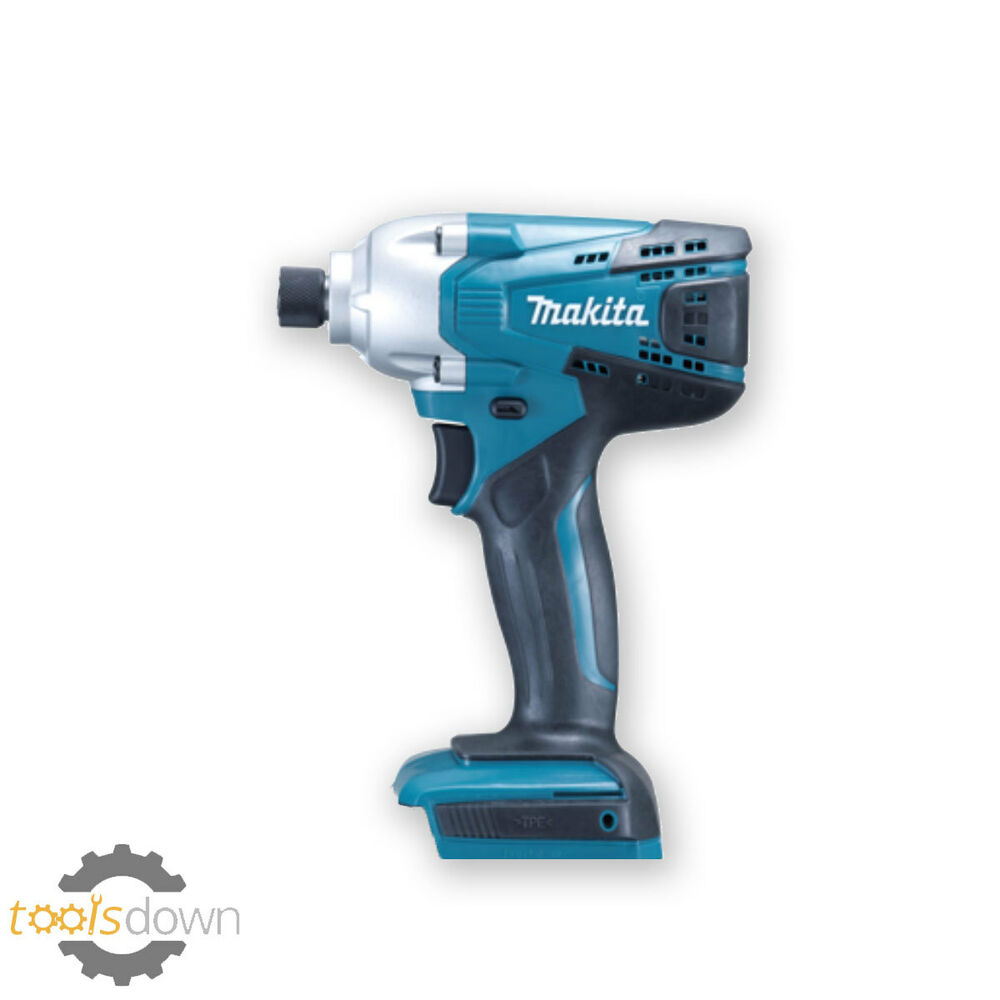 makita td127d 18v cordless impact driver compatible with makita g series range ebay. Black Bedroom Furniture Sets. Home Design Ideas