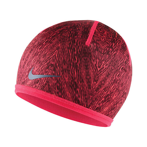 813f0347 Details about NEW Women's Nike Run Cold Weather Reversible Beanie Punch /  Burgundy 632297-646