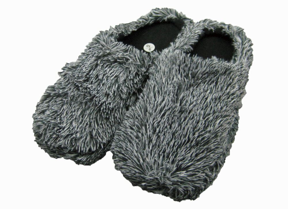 cool comfy fuzzy house slippers for women ebay