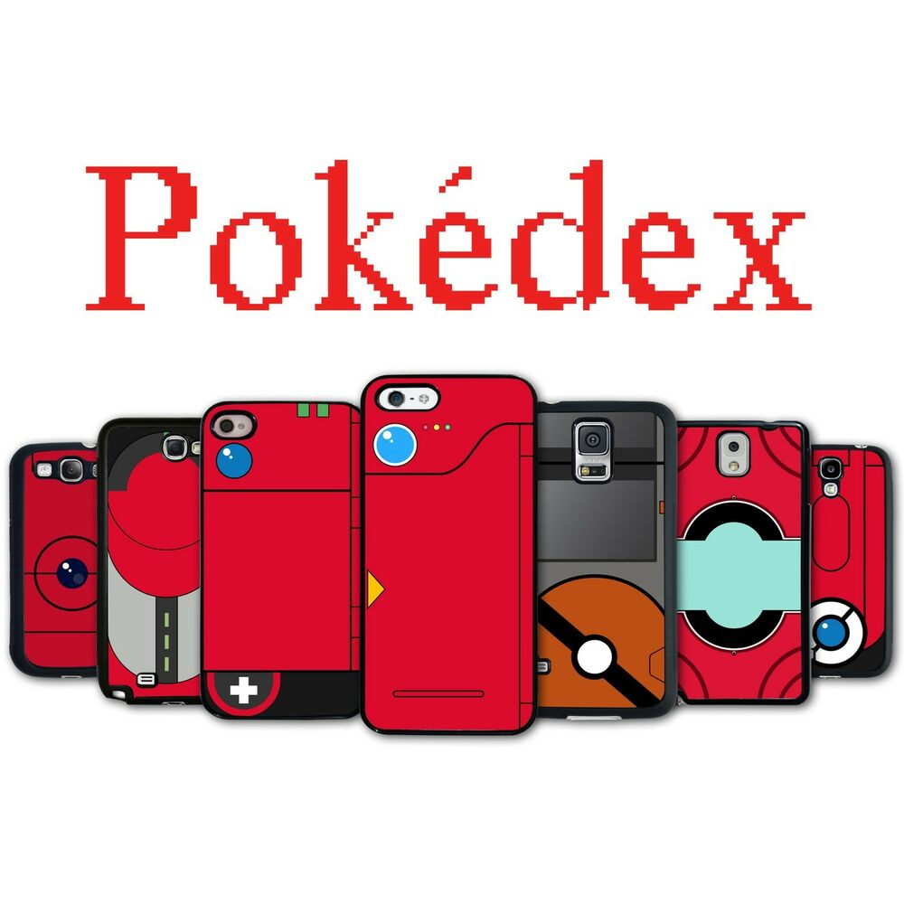 Pokedex Phone Case Iphone