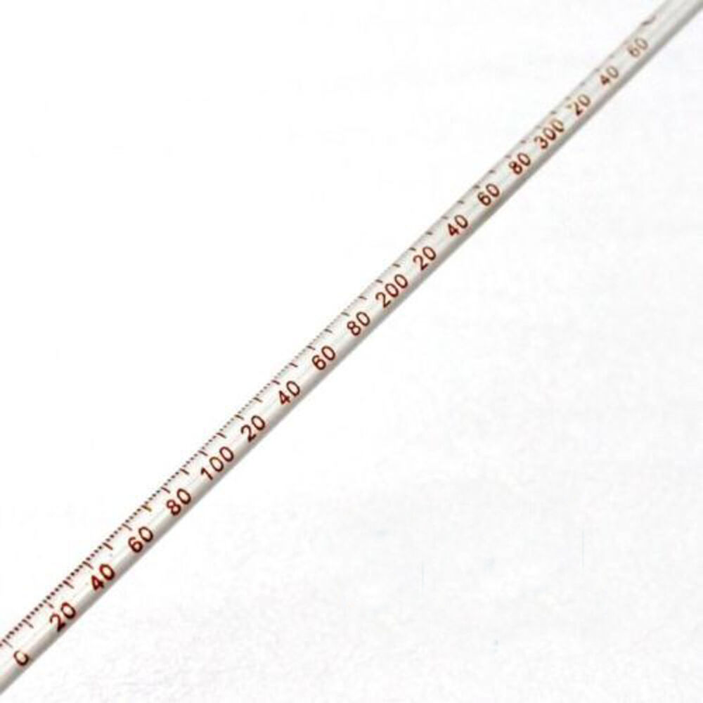how to read a glass thermometer in celsius