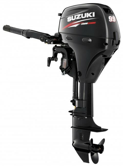 Suzuki Hp Outboard Motor Review