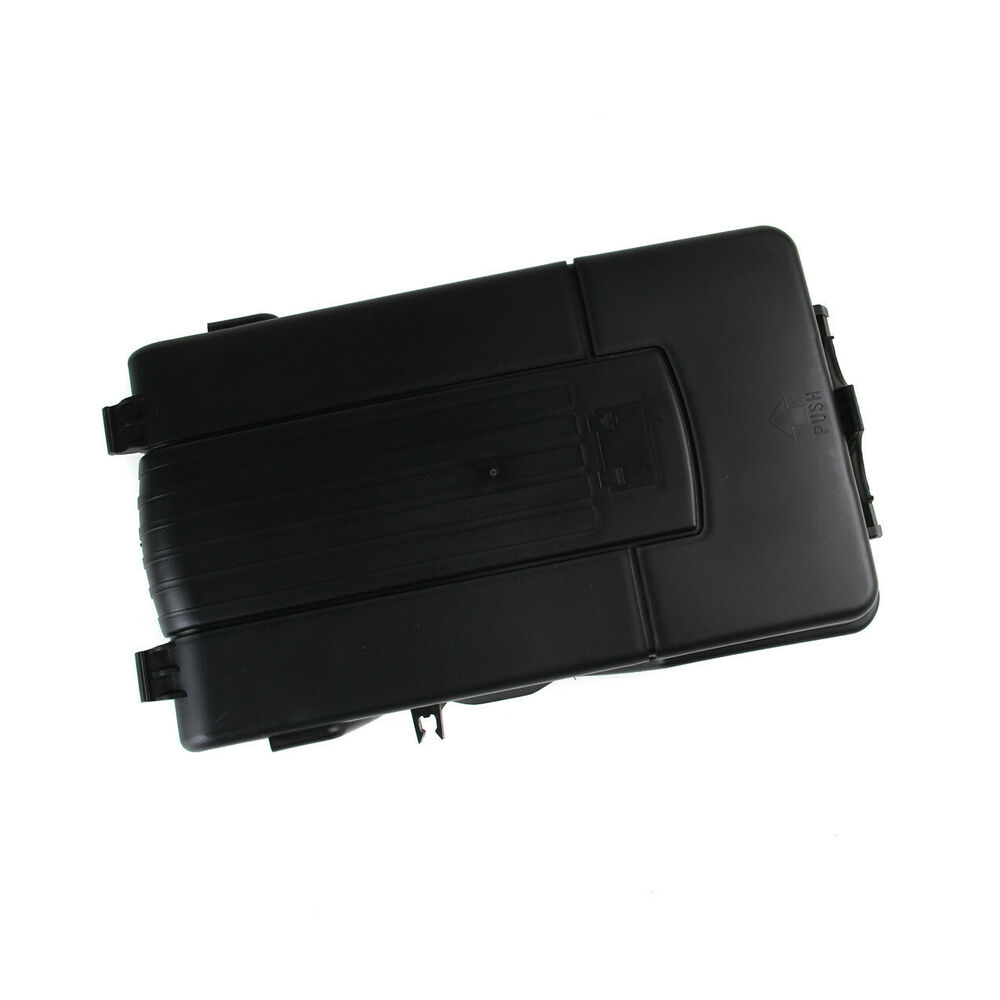 battery tray cover for vw jetta golf mk5 mk6 passat b6. Black Bedroom Furniture Sets. Home Design Ideas