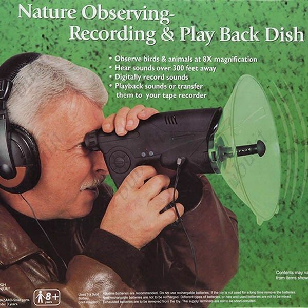 Nature S Window Microphone