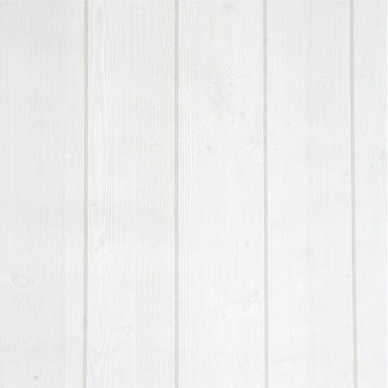 Gray plank wood effect self adhesive wallpaper vinyl home for Wallpaper adhesive home depot
