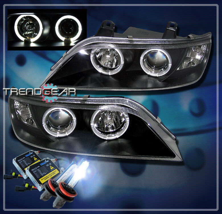 1996 2002 Bmw Z3 Halo Projector Headlight Hid Kit Lamp