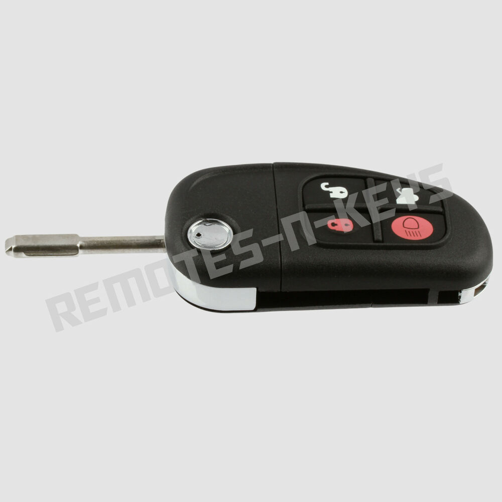 Replacement Keyless Entry Car Remote Flip Key Fob For