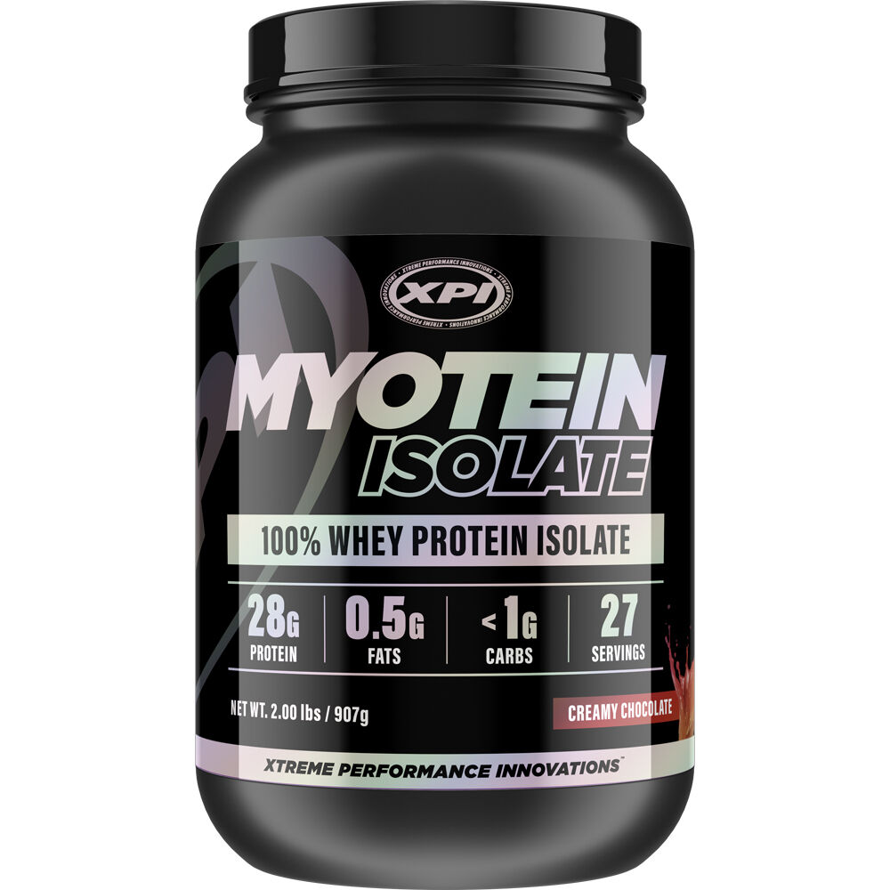 Isolated protein powder