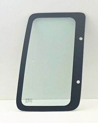 Fits 89-95 Toyota Pickup 2DR Ext. Passenger Right Quarter Window Glass Movable