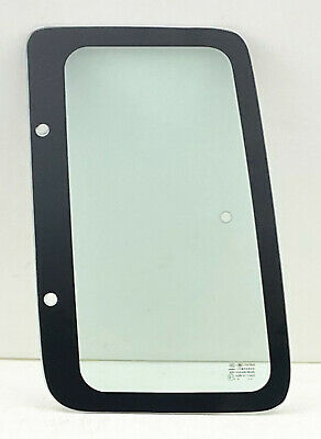 Fit 89-95 Toyota Pickup 2DR Extended Cab Driver Left Rear Quarter Glass Window
