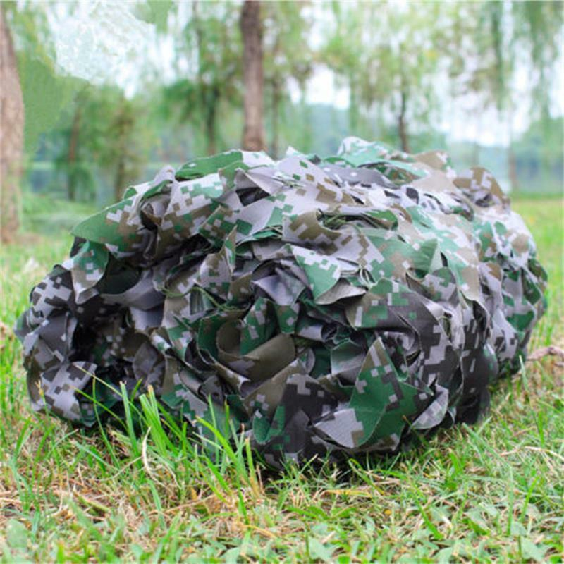 10x16ft Military Digital Camo Netting Camouflage Net