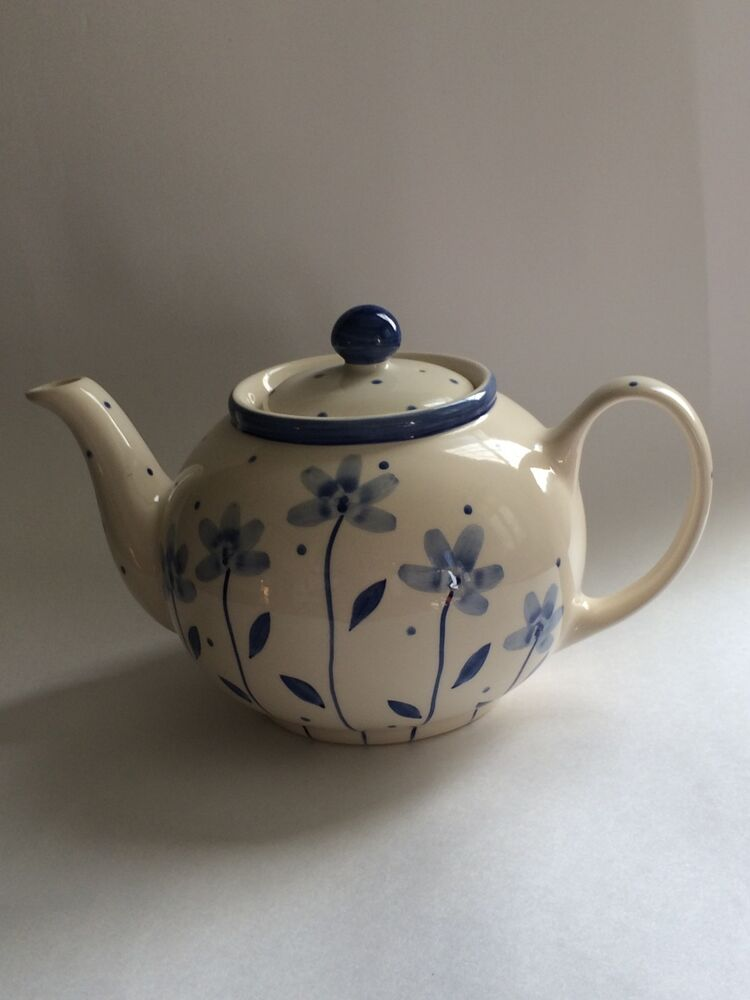 Tea Pot With Tea Cosy Ebay