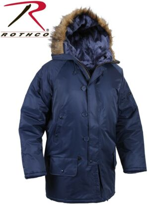Extreme Cold Weather Parka