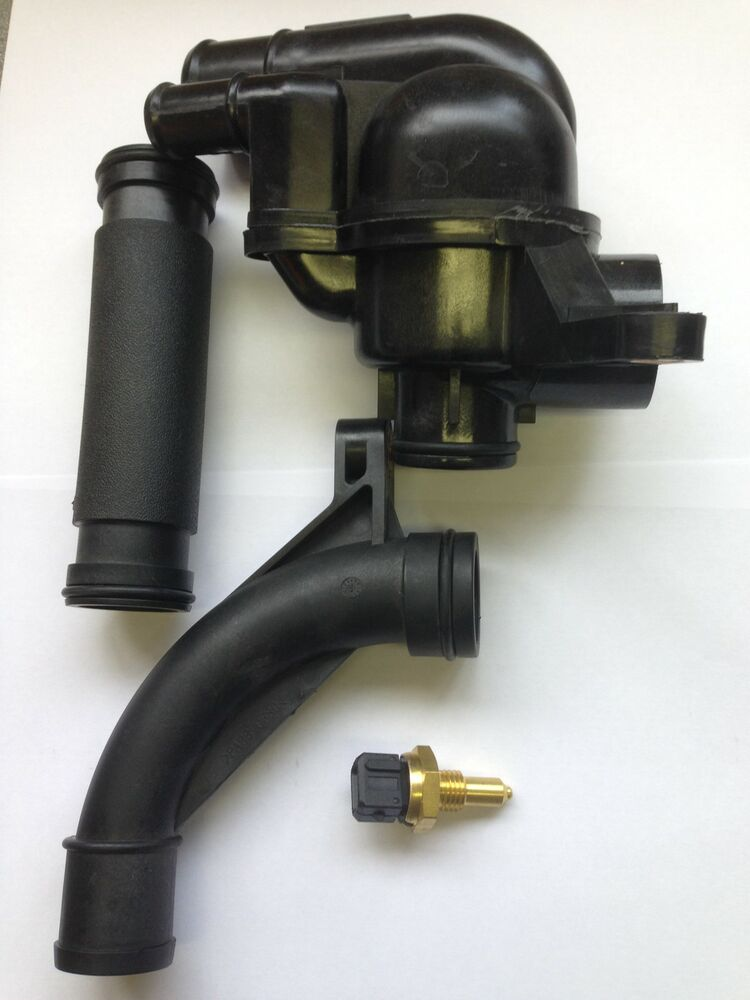 mg rover 75 kv6 v6 thermostat pipe kit mg zs zt with new. Black Bedroom Furniture Sets. Home Design Ideas