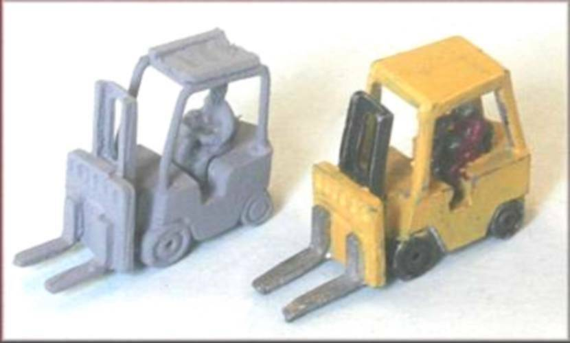 Fork Lift Gauge : Knightwing a fork lift trucks n gauge kit ebay