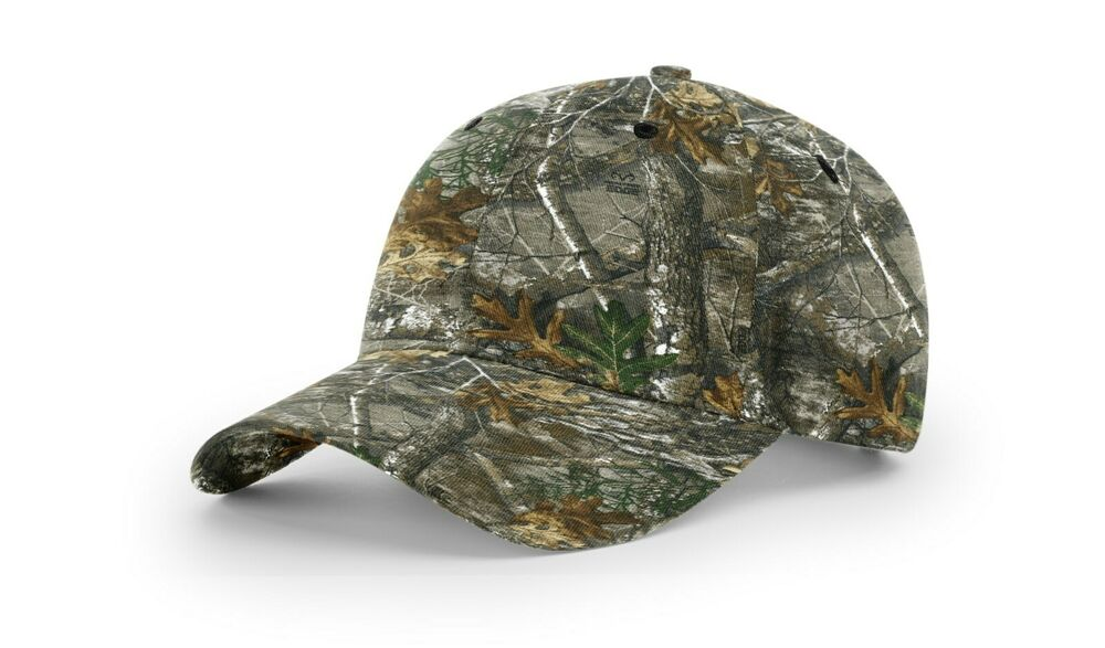Realtree Xtra Hat Richardson Camo Hunting Camouflage Cap 840-XT-A  d764a0eacfda