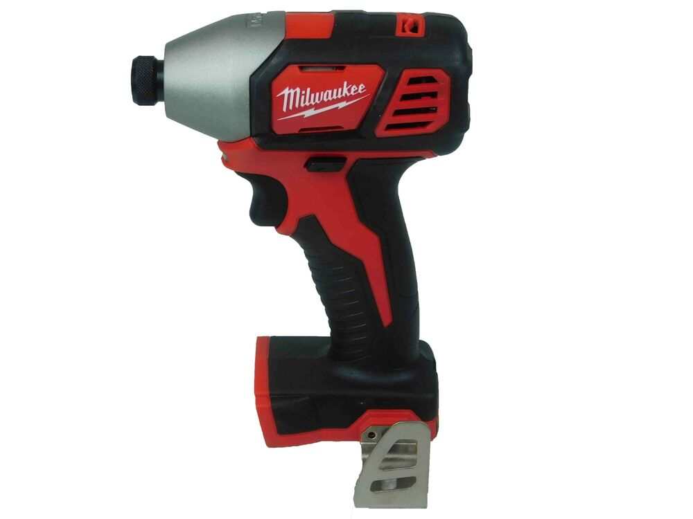 new milwaukee cordless 2656 20 1 4 hex impact driver m18. Black Bedroom Furniture Sets. Home Design Ideas