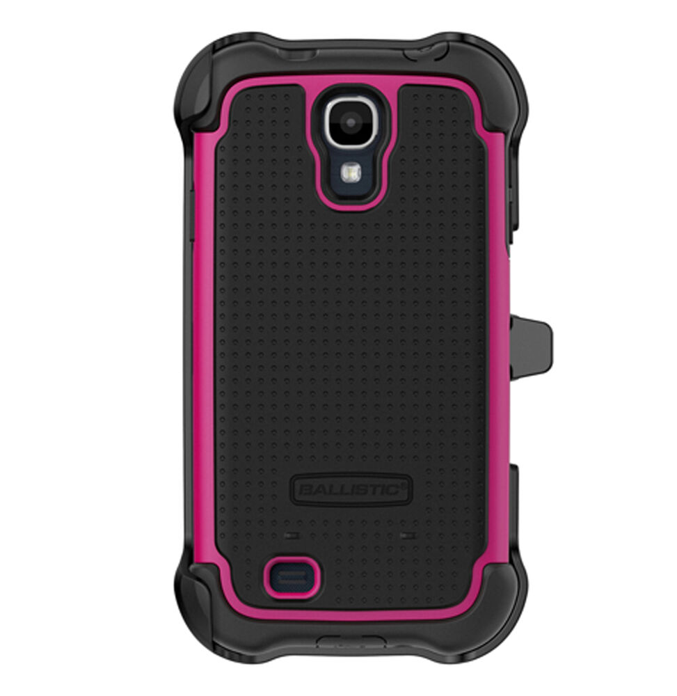 Ballistic SX1159-A195 MAXX Case with Holster for Samsung Galaxy S4 ...