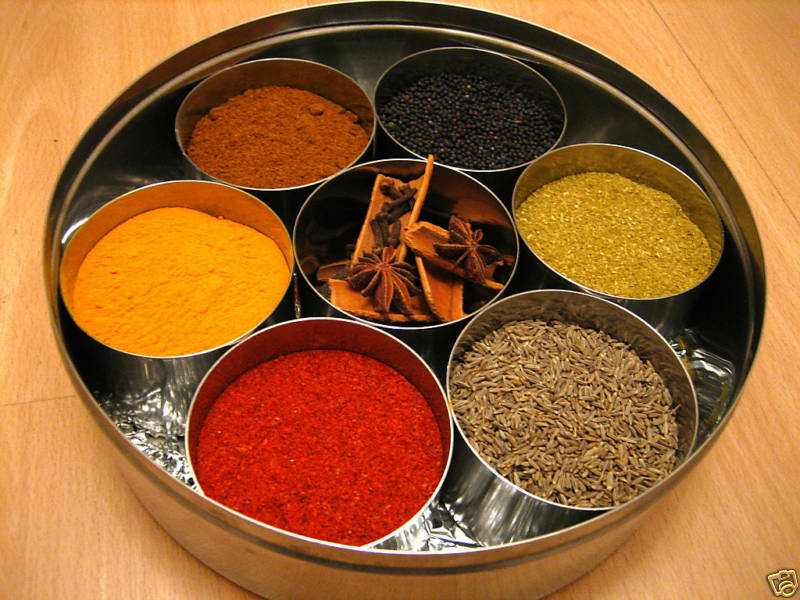 Main Spices In Indian Food