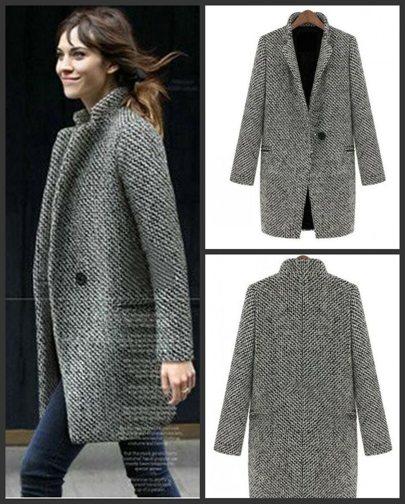 Baby it's cold outside, and that means it's time to find a warm winter coat. Check out these awesomely cozy coats in this year's hottest styles and fabrics.