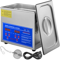 Kyпить New Stainless Steel 3L Industry Heated Ultrasonic Cleaner Heater Timer на еВаy.соm