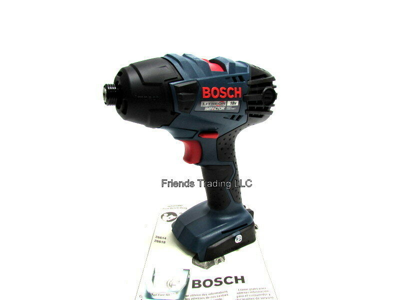 bosch 18v 18 volt lithium ion muliti use cordless drill impact driver 26618 new 346389517 ebay. Black Bedroom Furniture Sets. Home Design Ideas