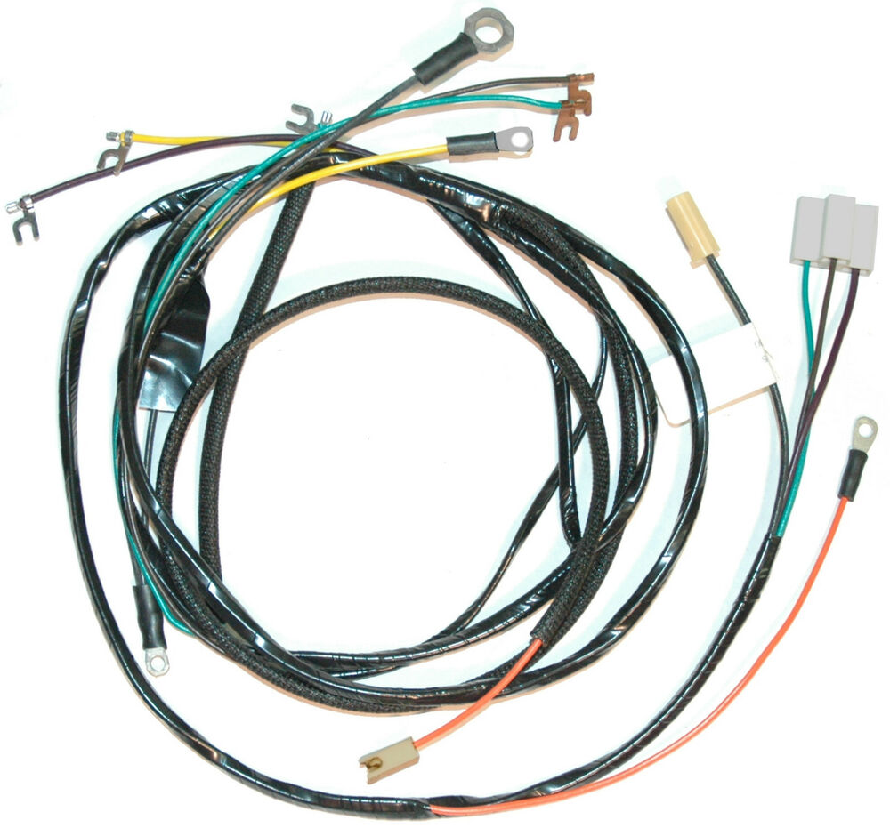 Wiring Harness For Vintage Cars : Vintage auto car truck wiring harness get free image