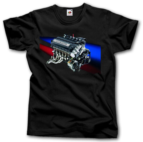 Bmw Engine Motor S Xxxl T Shirt M Power M3 M5 Car Auto Racing Sport Germany Ebay
