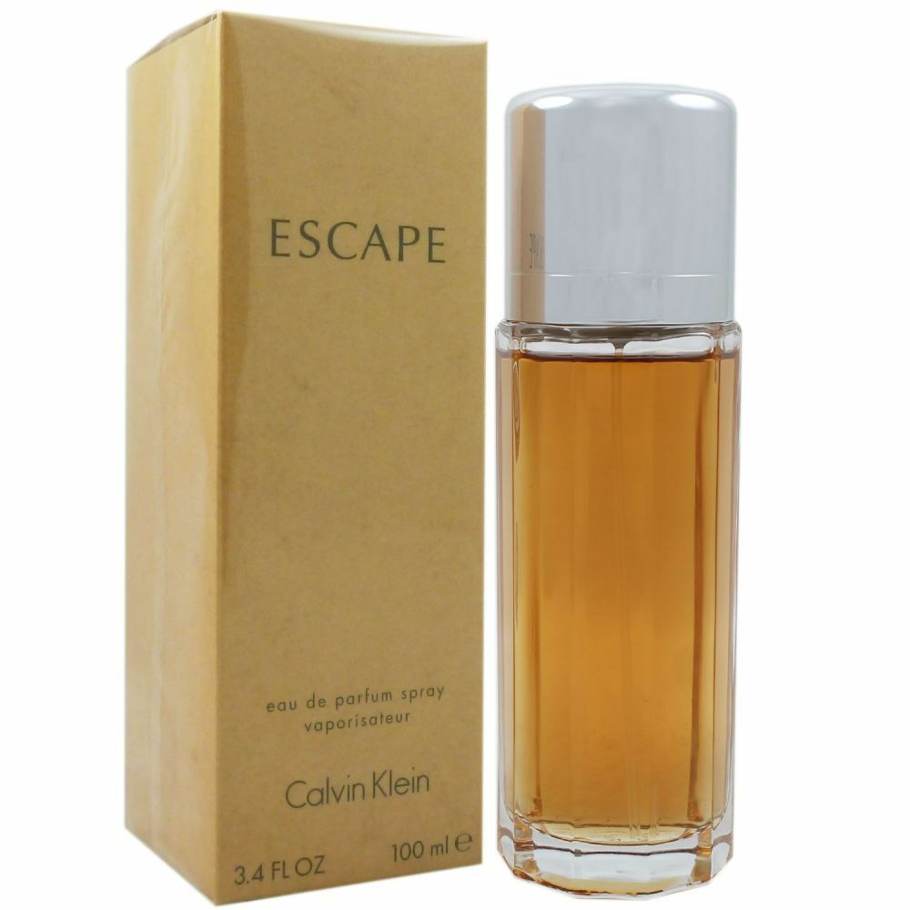 calvin klein escape woman women 100 ml eau de parfum edp. Black Bedroom Furniture Sets. Home Design Ideas