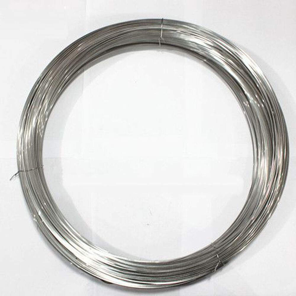 T304 Stainless Steel Wire Diameter 0.08mm 0.1mm 0.2mm 0.25mm to 3mm ...